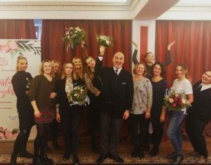 Žiemos floristikos kursai norintiems tapti floristais