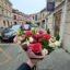 Gimtadienio gėlės – Gėlių užsakymas į namus