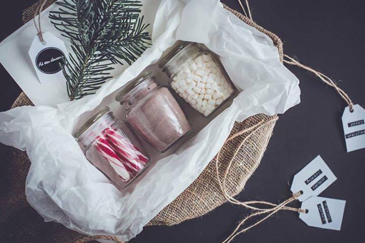 Kakavos gėrimas - dovana Kalėdų proga