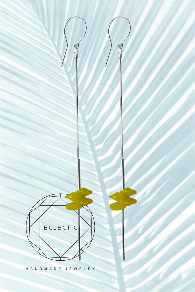 Stilingi ir minimalistiniai papuošalai, auskarai