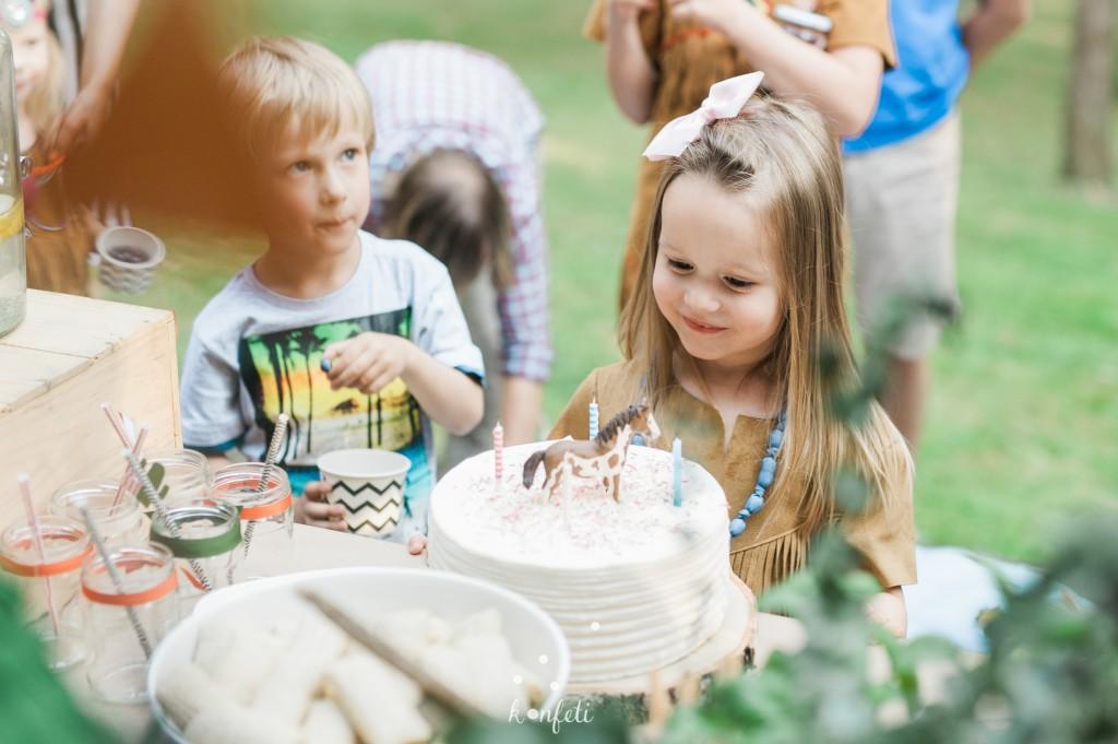 Vaikų gimtadienių idėjos, tortas