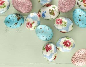 7 originalūs būdai marginti Velykų kiaušinius