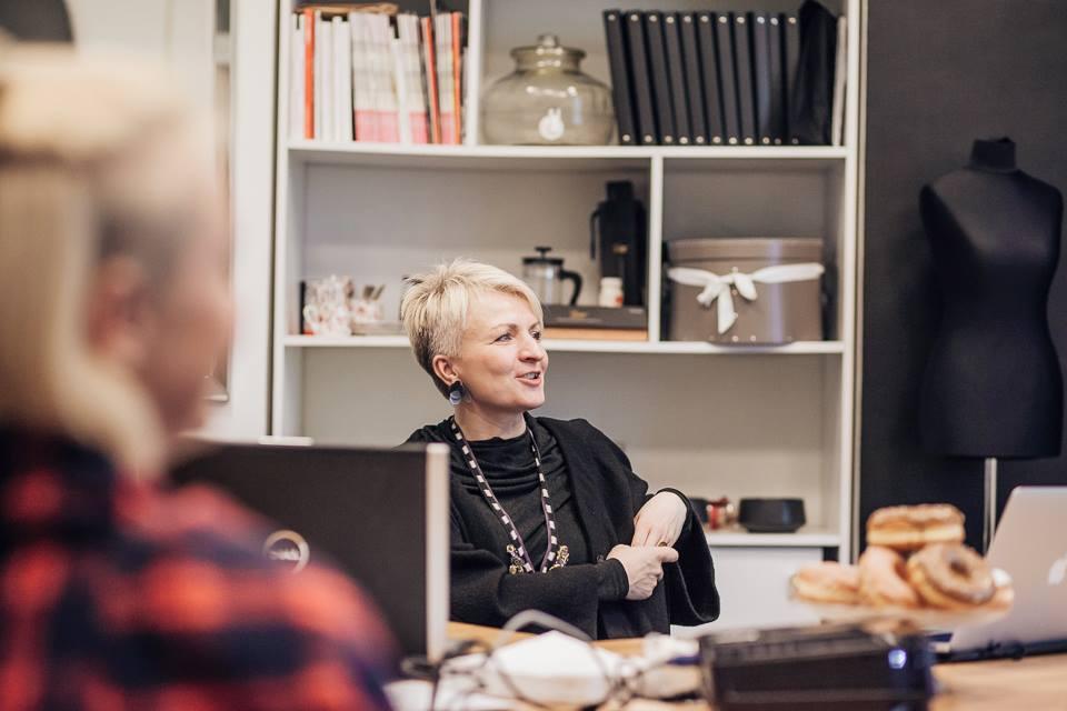 Aušra Haglund, apie stilių, workshopas