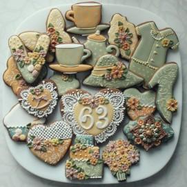 Jubiliejus - proginiai sausainiai
