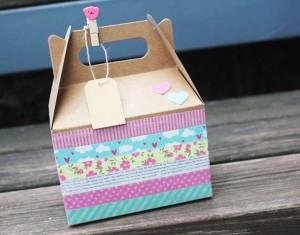 Maža gardi dovanėlės idėja, tinkanti bet kokiai progai