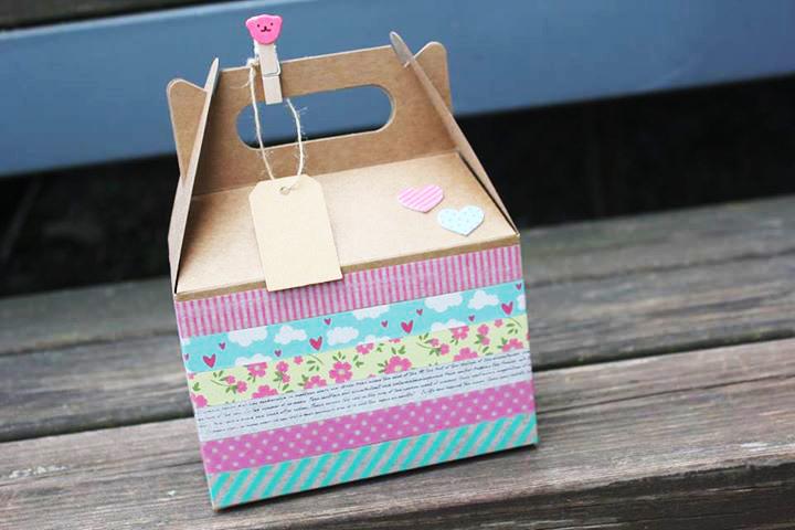 Keksiukų dėžutė