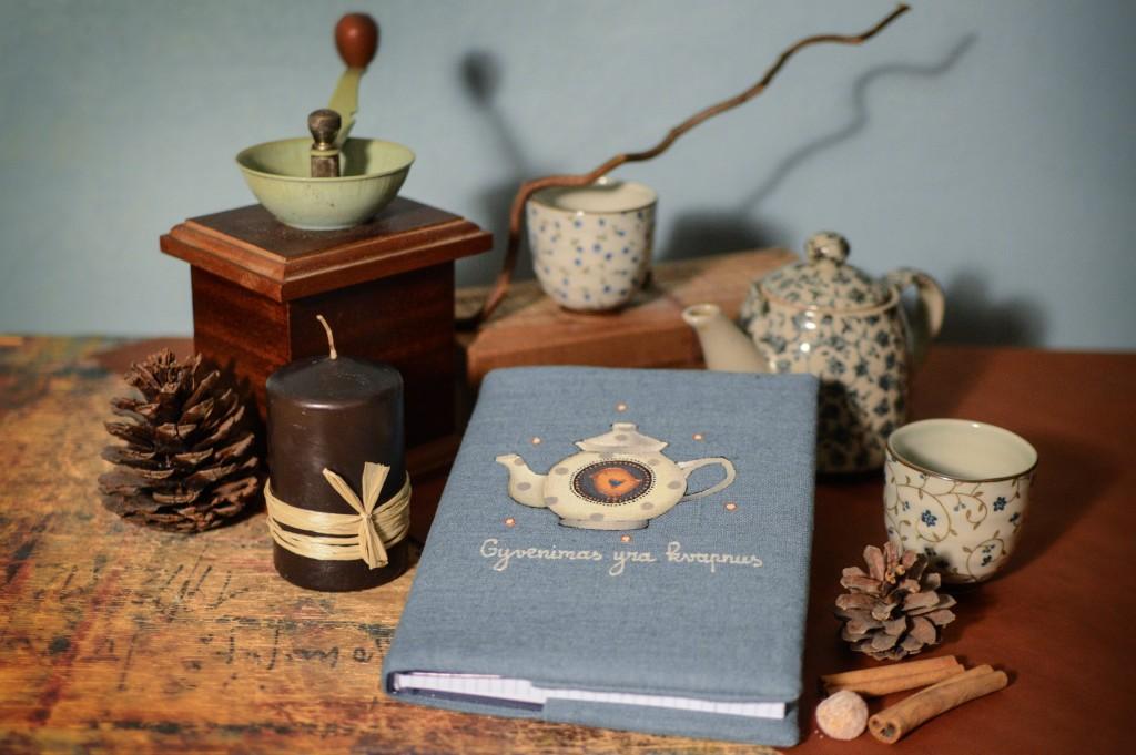 Užrašų knygelė - dovanos idėja