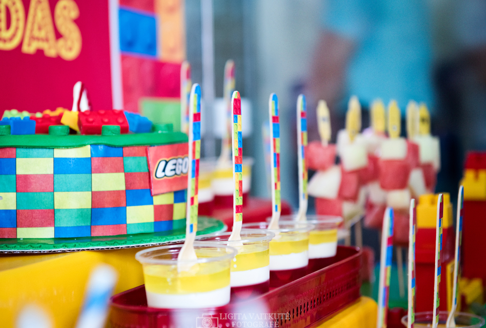 Lego teminio gimtadienio idėjos