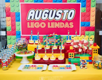 LEGO gimtadienis Robotikos akademijoje