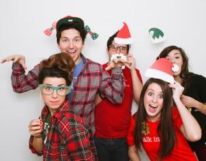 NAUJIENA! Kalėdiniai foto rekvizitai nuotaikingam vakarėliui