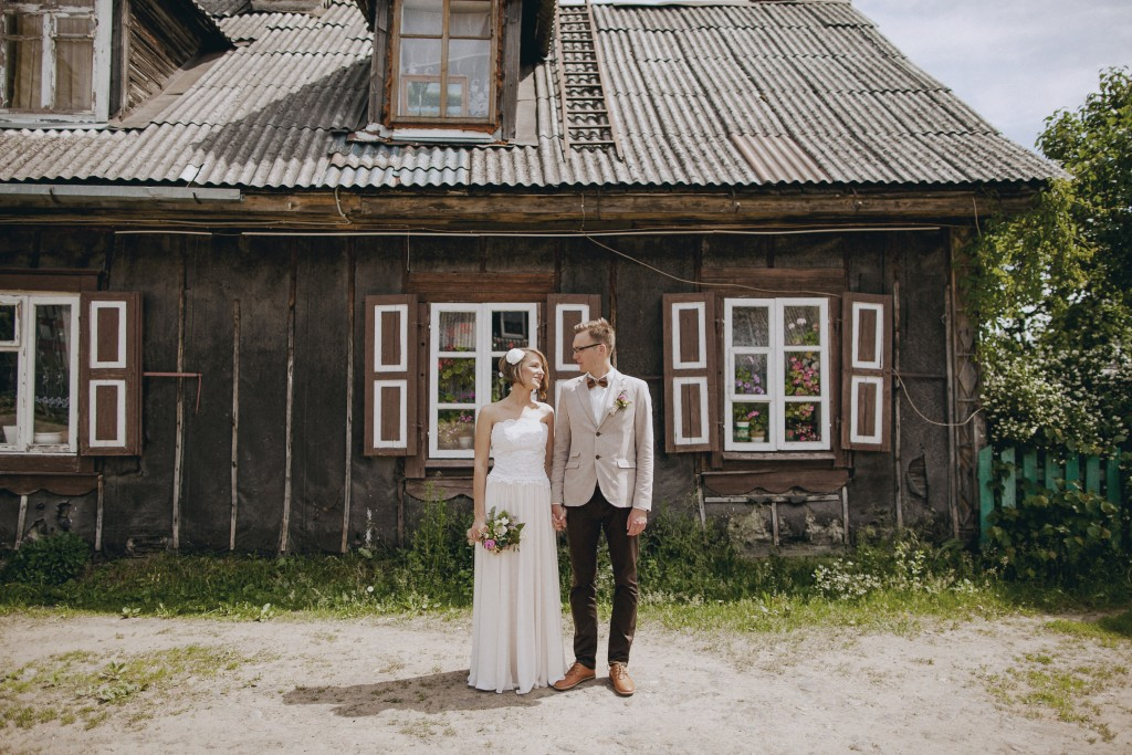 Vestuvės kaime