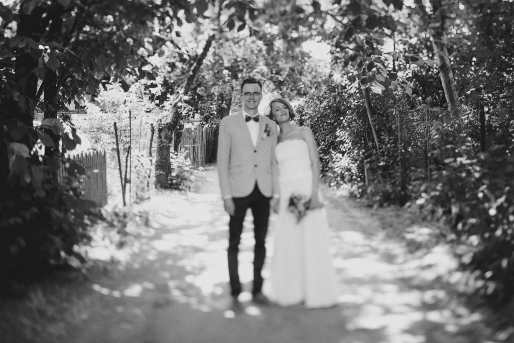 Nespalvota fotografija, vestuvės