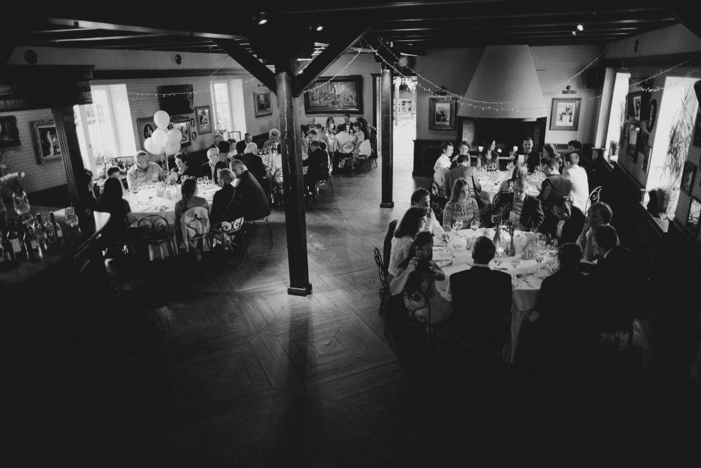 Vestuvės, atskiri apvalūs stalai
