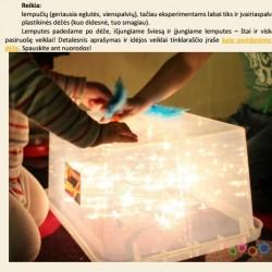 Užduotėlės vaikams advento kalendoriui