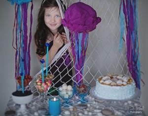 Undinėlės teminis gimtadienis